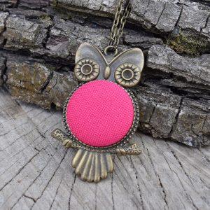 bagoly-textil-pink-nyaklanc-rez