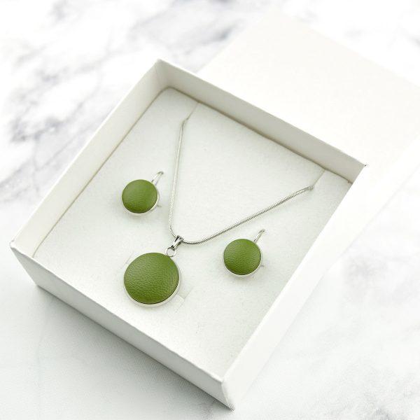 zold-oliva-nemesacel-fulbevalo-szett